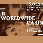 Blasé DJ SET Nouveau Casino